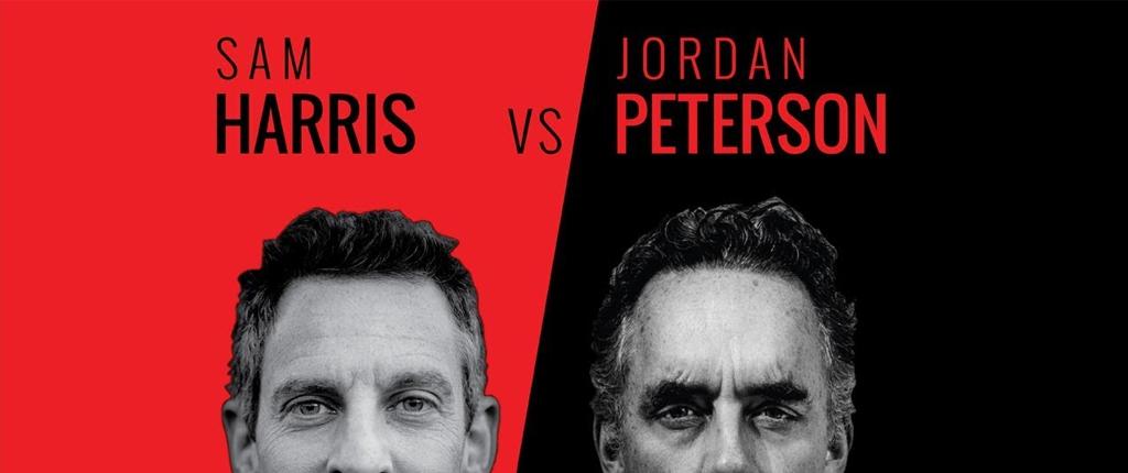 Jordan Peterson vs Sam Harris: Religie als basis voor ethiek?