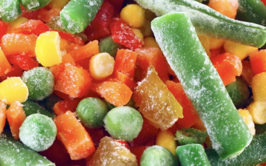 Preppen, voorbereid en duurzamer eten